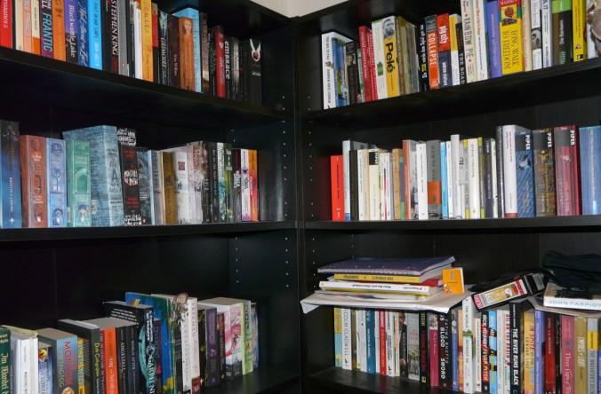 Image: Bookshelves